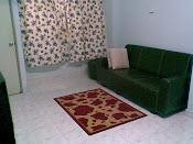 HOMESTAY NO. 4 RM 100 - 3 bilik kipas