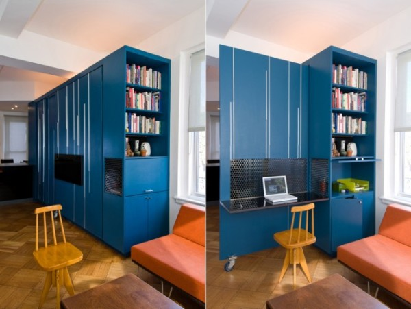 Căn hộ chung cư 219 Trung Kính diện tích 67m² sử dụng nội thất thông minh 5