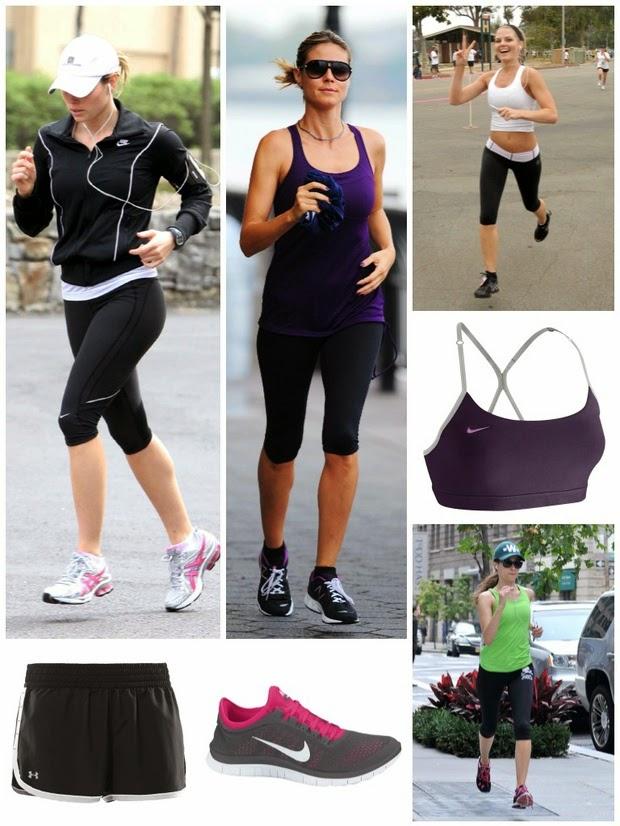 conjuntos para salir a correr, running, deporte y moda