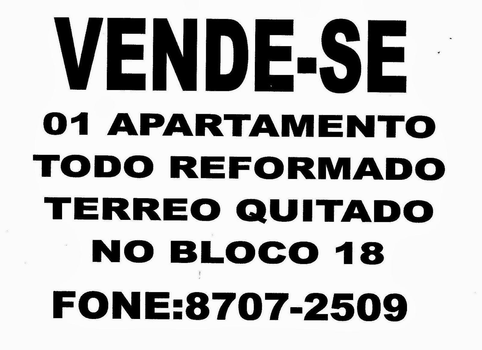 Apartamento Marcos Freire