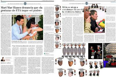 Muchos españoles se equivocaron funestamente votando al PSOE. Ahora todos tenemos que purgar su error con nuestro sacrificio
