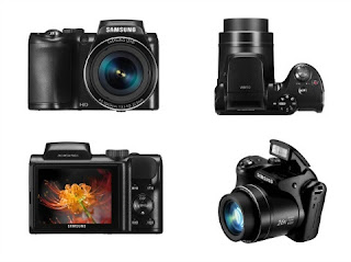 Samsung WB110, ultra wide angle lens, samsung digital camera
