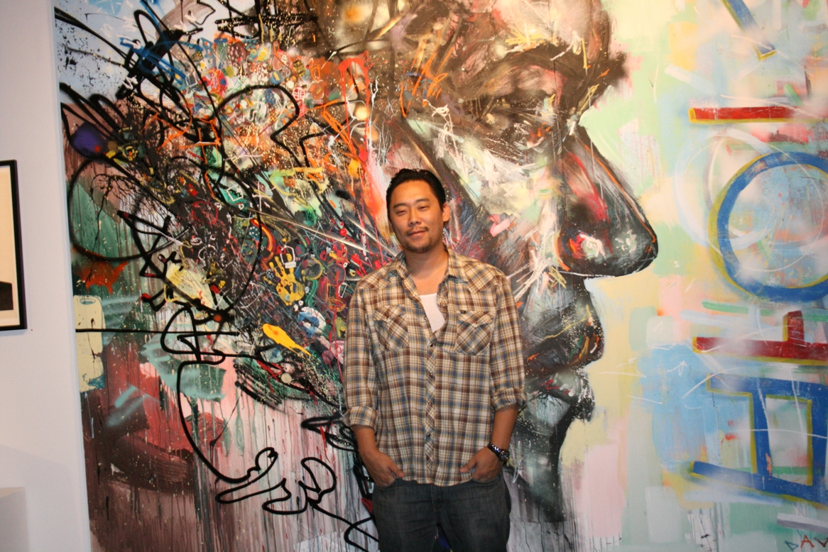 David Choe Famous Paintings