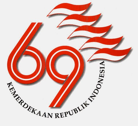 gambar logo HUT RI ke-69 17 Agustus