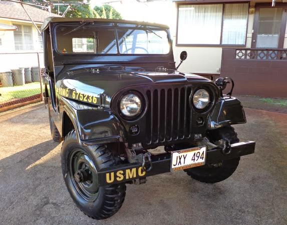 1953 Jeep Willys M38A1 for Sale - 4x4 Cars
