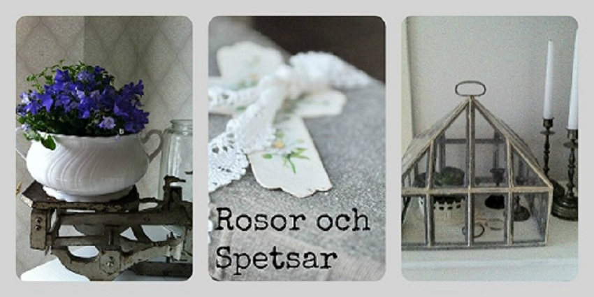 Rosor och Spetsar