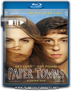 Cidades de Papel Torrent - BluRay Rip 720p e 1080p Dublado
