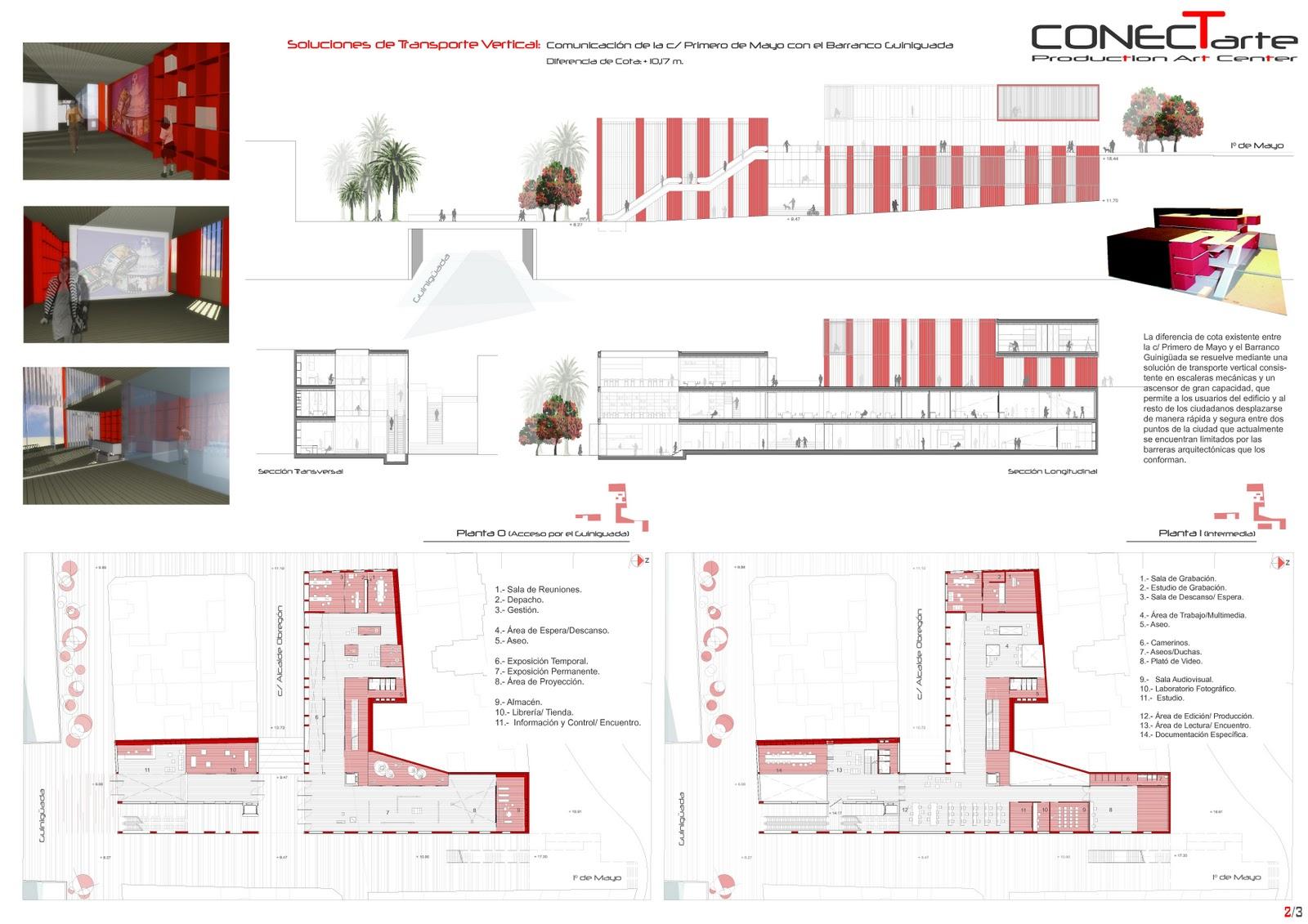 Lp aec laboratorio de proyectos arquitectura y espacio for Proyectos arquitectura