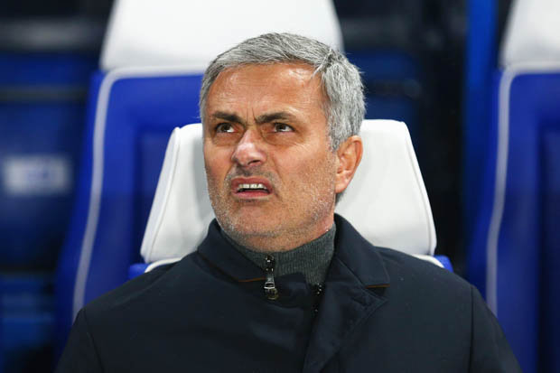 AXED: Jose Mourinho was sacked by Chelsea but could be set for a return to Real Madrid