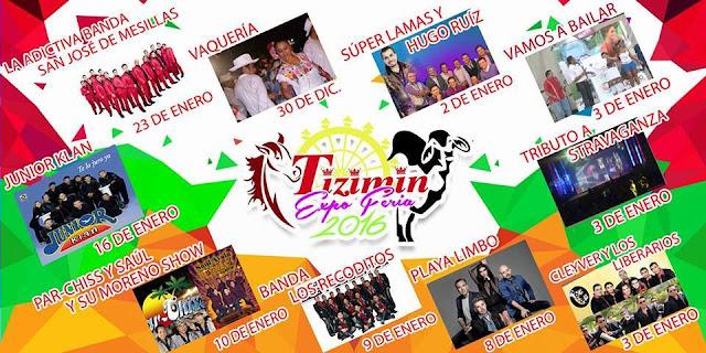 feria de reyes tizimin 2016