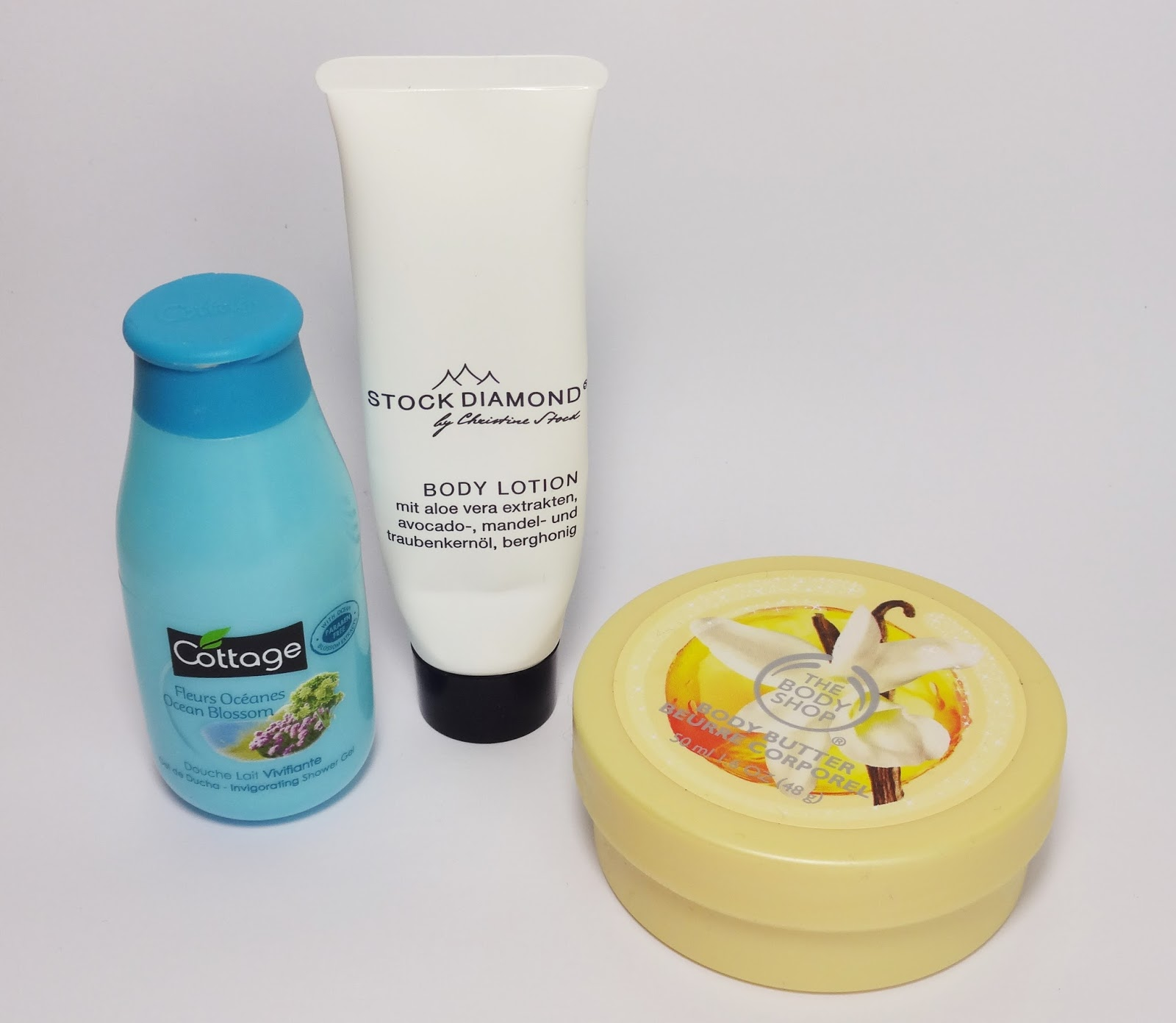 Cottage, Stock Diamond, The Body Shop