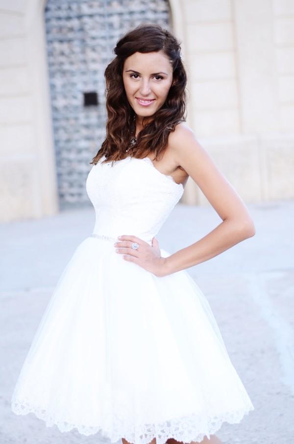 vestido novia corto valencia – vestidos de noche
