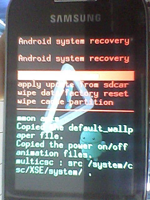 CWM Recovery v5.0.2.8 Untuk Samsung Galaxy Young