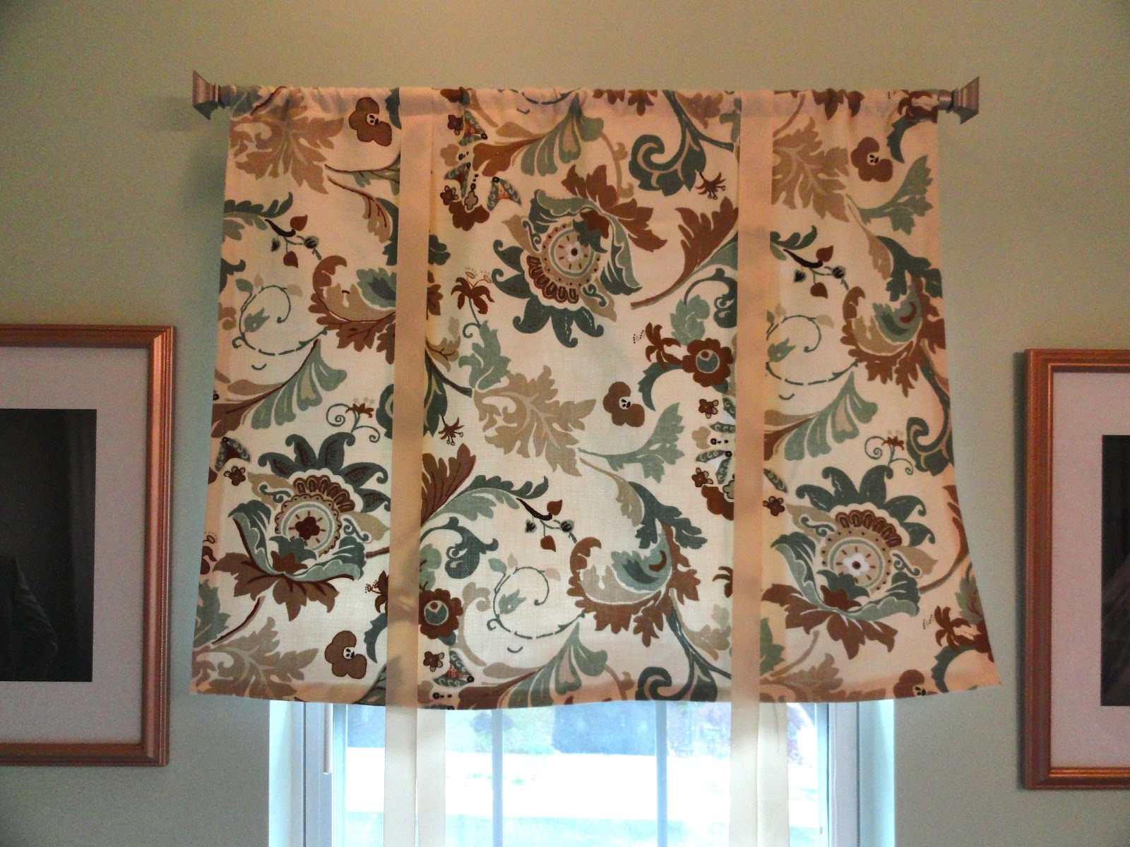 How to make roll up curtains - How To Make Roll Up Curtains 36