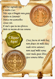 CONHEÇA O SIGNIFICADO DA MEDALHA DE SÃO BENTO