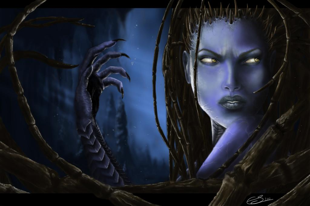 Starcraft HD & Widescreen Wallpaper 0.08927778992933