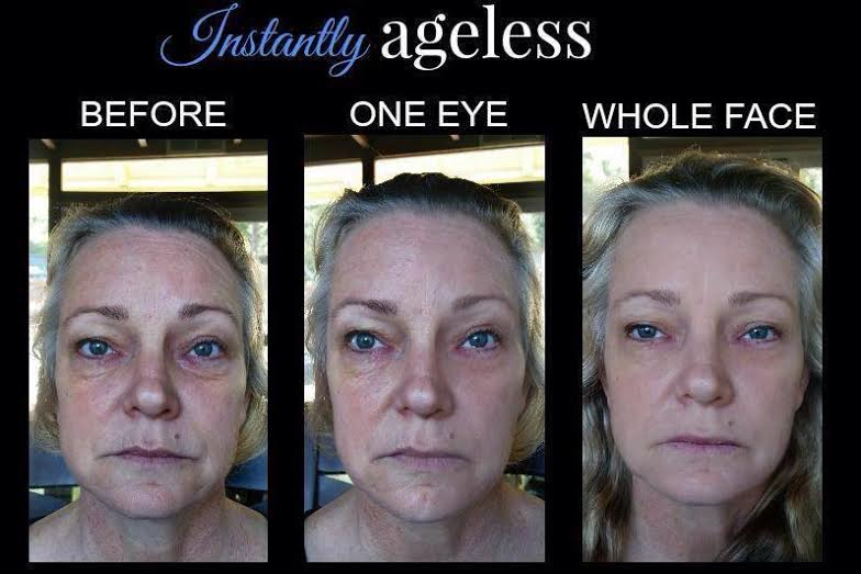 instantly ageless cream reviews