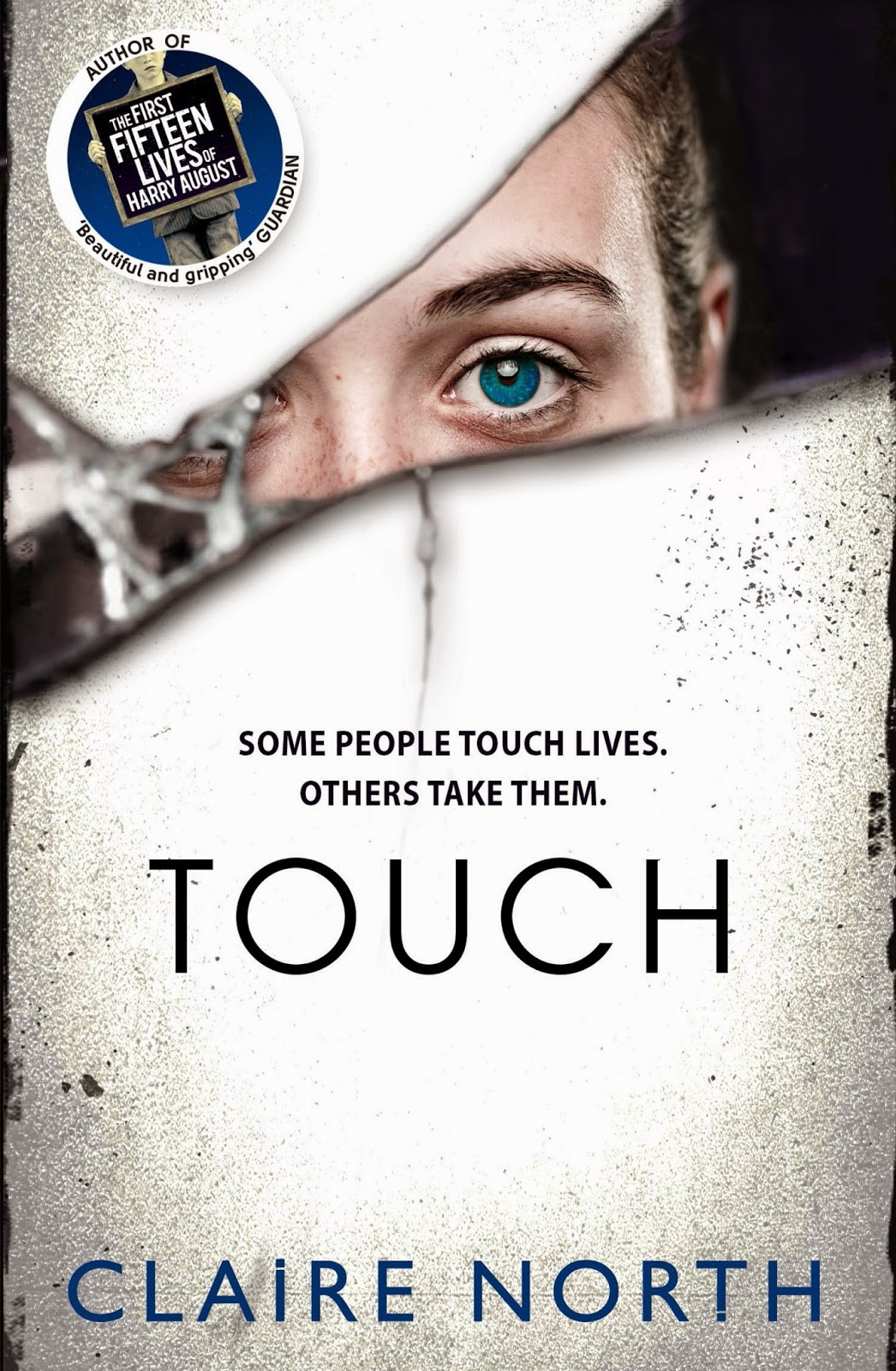 Book Review  Touch By Claire North