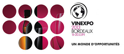 Salon Vinexpo 2013