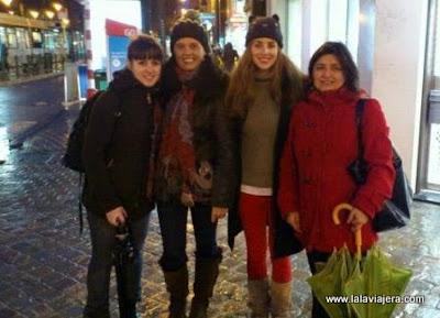 Greeters Bruselas Con Amigas