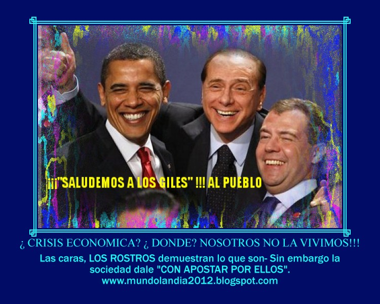 NO HAY VUELTA QUE DARLE - LOS PUEBLOS SON MASOQUISTAS