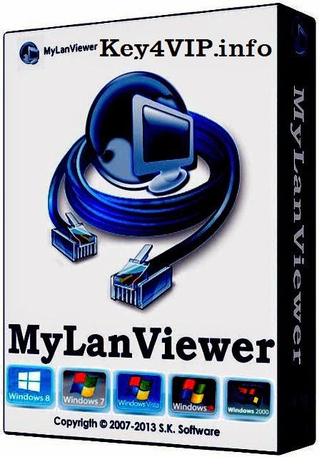 MyLanViewer Enterprise 4.17.6 Final Portable,Quản lí mạng LAN, giám sát thông tin mạng LAN.