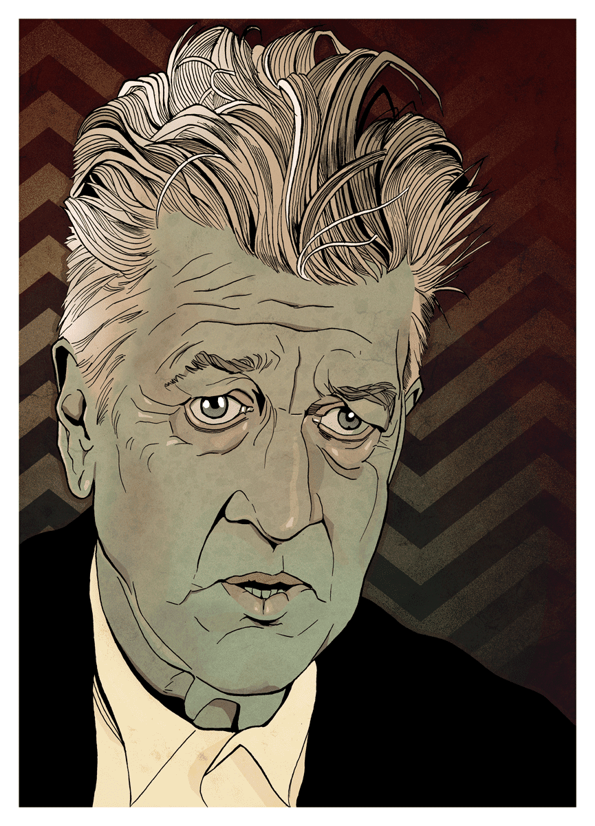 Illustration, Weird David Lynch