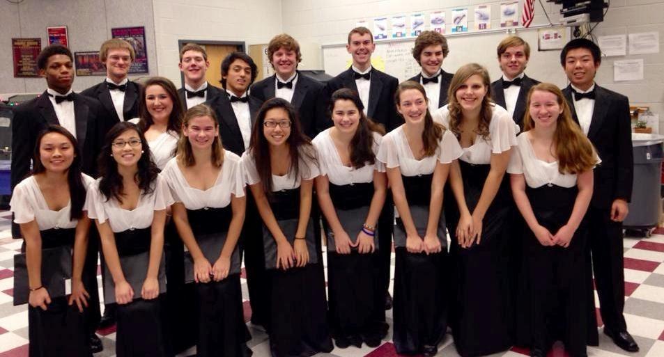 JEB Stuart Chorus!