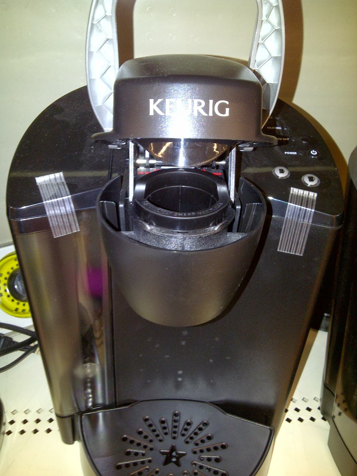 Coffee Makers That Use K Cups ~ K cup coffee maker journal