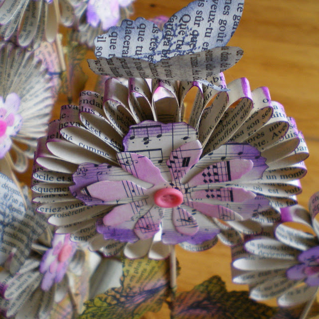 p u0026 39 tite plume  jardin en papier