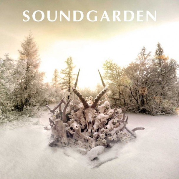 Copertina Soundgarden - King Animal