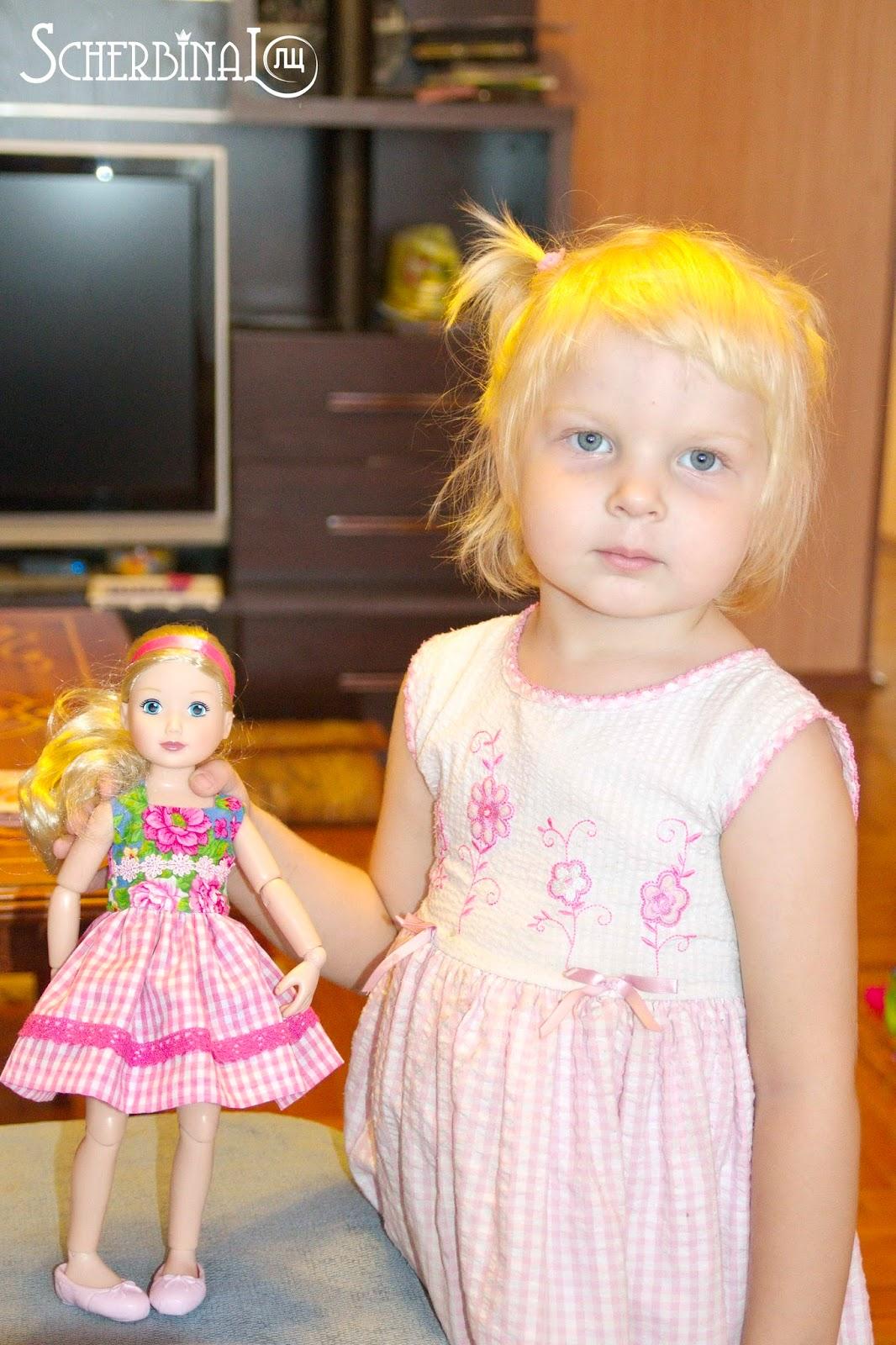кукла Джолина балерина