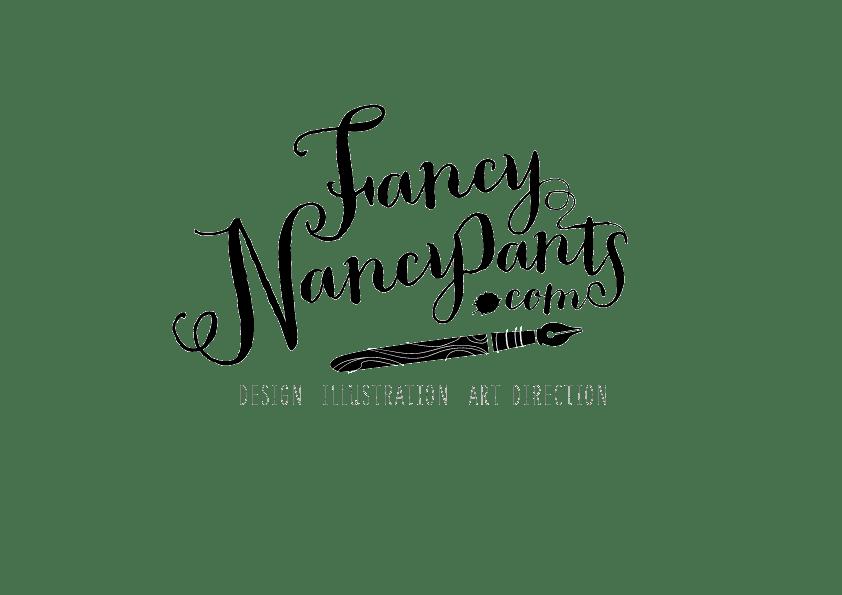 Fancy Nancy Pants