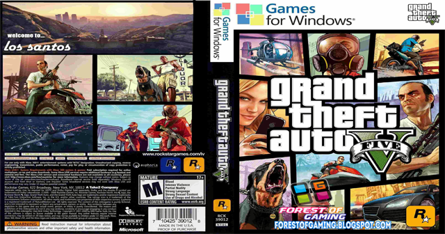 download grand theft auto 4 full version pc game free