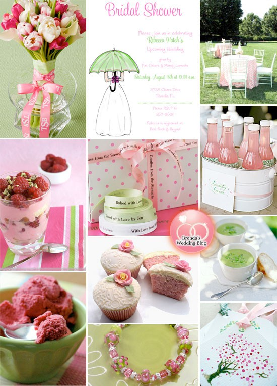 Oh one fine day beautiful bridal shower ideas for Baby shower decoration ideas pinterest