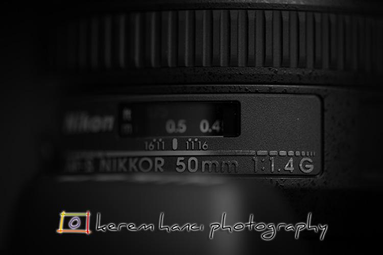Nikon AF S NIKKOR 50mm f1.4