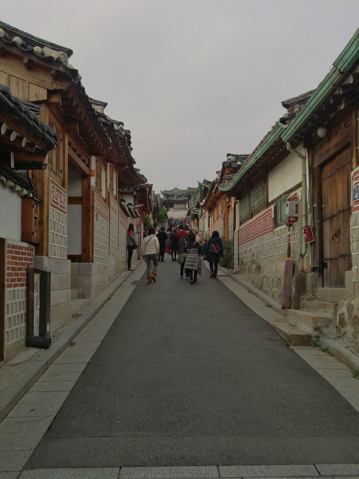 SixteenPenang: Seoul - Bukchon Hanok Village and Insadong