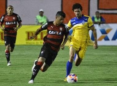 Vitória vence o Colo Colo no Barradão