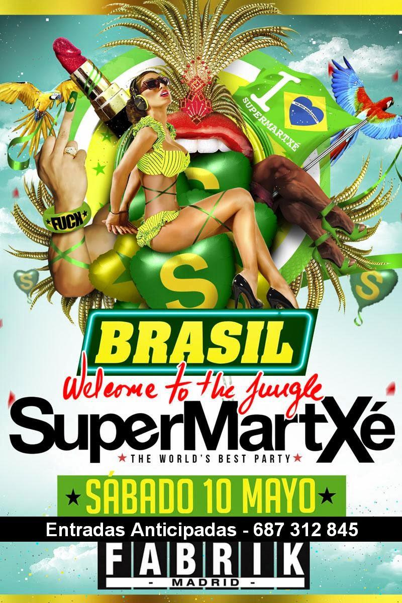 SuperMartXé - Fabrik _10 de Mayo