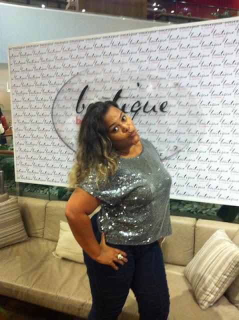 fno+jow+bicon Carão, Bicão e Cabelão no Vogue FNO no Fashion Mall!!