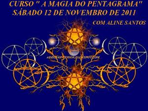 """CURSO """"A MAGIA DO PENTAGRAMA"""""""
