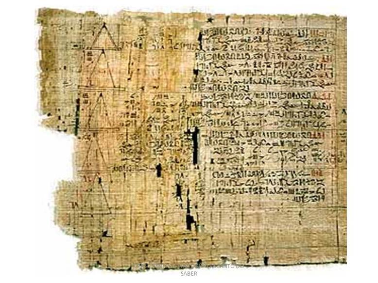 Os Papiros da Matemática Egípcia – O Papiro de Moscou