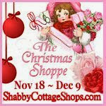 Visit The Christmas Shoppe at Shabby Cottage Shops!