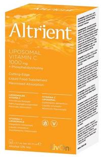 VITAMINA C Lipozomală - hormonul anti-stres