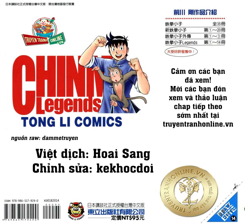 Hoàng Phi Hồng Phần 4 chap 121 Trang 1 - Mangak.info