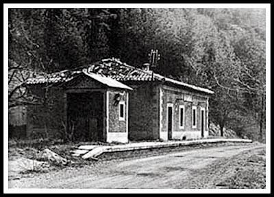 estacion castellar d'nuc tren fabrica clot del moro asland abandono tren cement cemento