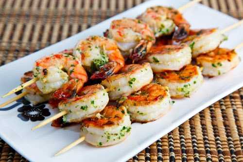Grilled Shrimp Skewers...Yummy! | IDEAL PR MEDIA