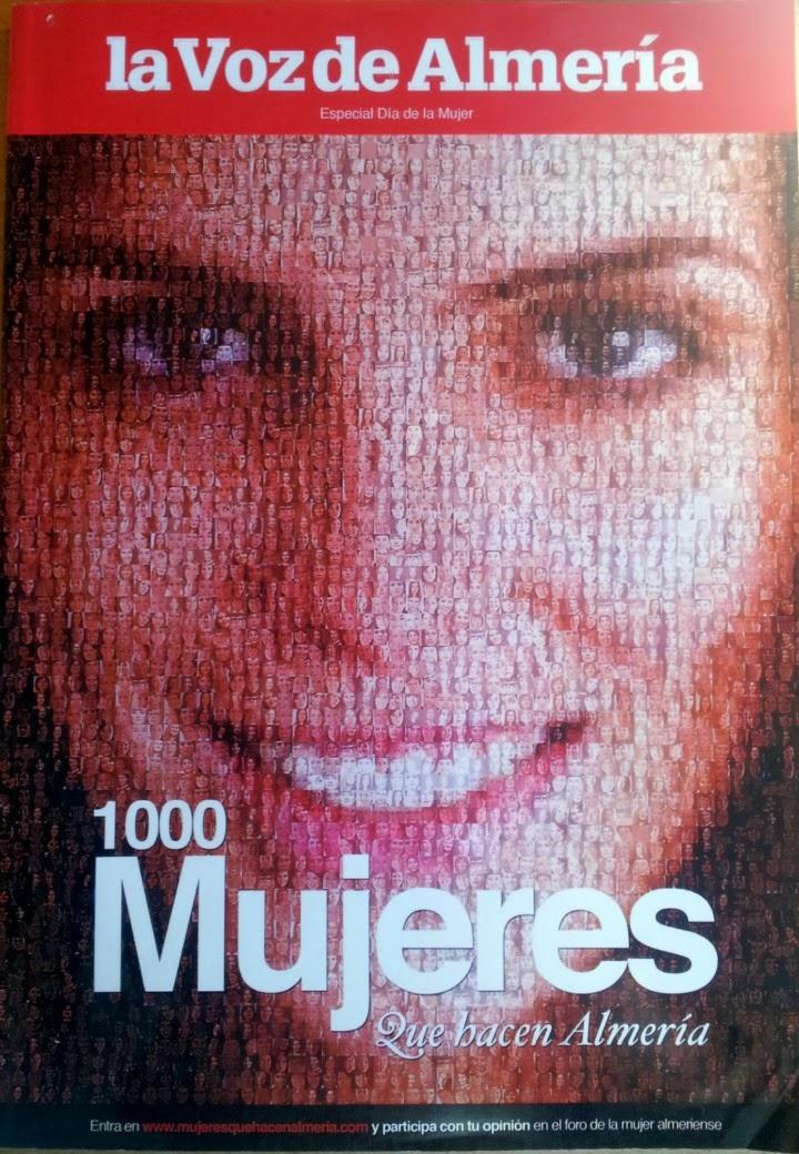 1000 MUJERES QUE HACEN ALMERIA