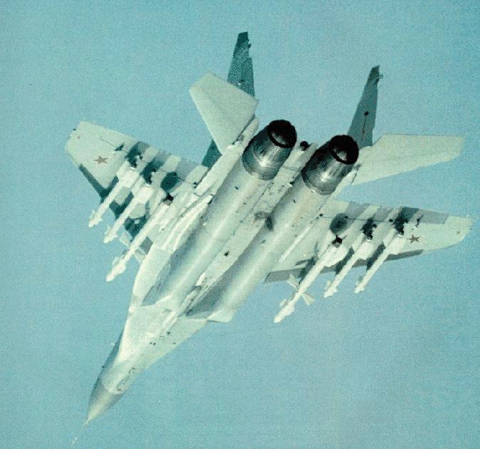 MiG 29 (航空機)の画像 p1_20