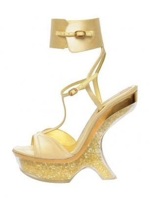 Alexander McQueen Latest shoes 2013